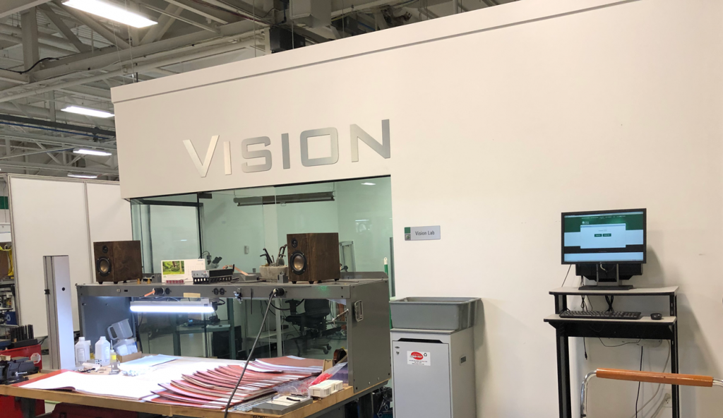 Vision and Inspection Lab